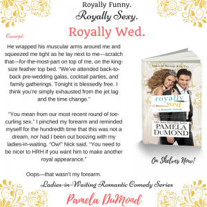 Royally Wed Excerpt